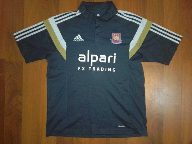 Футболка футбольная, джерси Вест Хэм Adidas (FC West Ham) 2013/2014