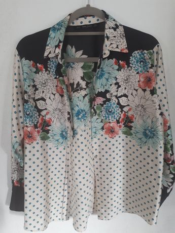Camisolas/Camisas Zara e Mango