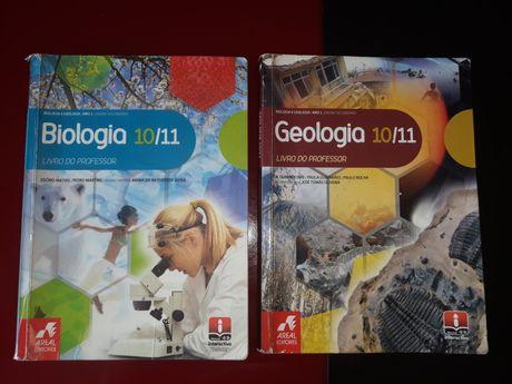 Manuais Biologia e Geologia Areal
