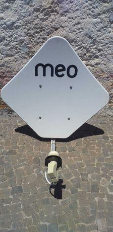 Antena Parabólica Satélite - MEO