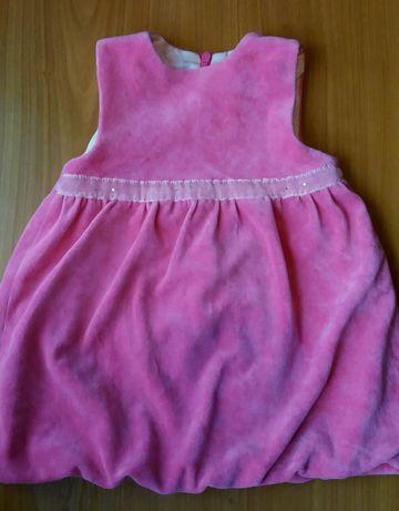 Sukienka 86 cm