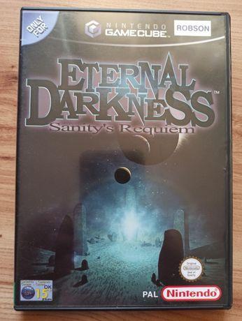 "Gra Gamecube : "" Eternal Darknes "" - stan idealny unikat"