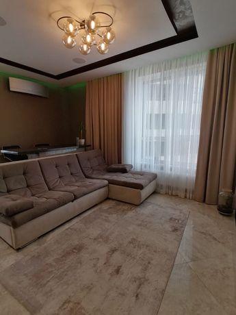 Предлагается в аренду шикарная 3 комнатная квартира ул Леси Украинки 7