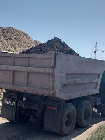 Чернозем ‼️отличный, КамАЗ 1500 грн, ЗИЛ, в мешках-сыпец-навоз-коровяк