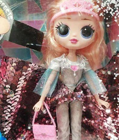 Кукла для детей с аксессуарами, Айсберг светящийся Кукла для девочек