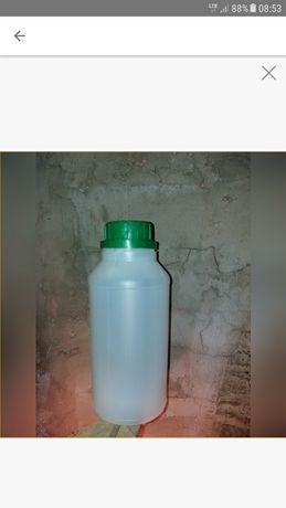 Kwas solny czysty 37%, 0.5l. Obniża pH, KH. Bardzo wydajny