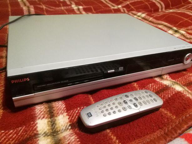 Odtwarzacz DVD z funkcją nagrywania