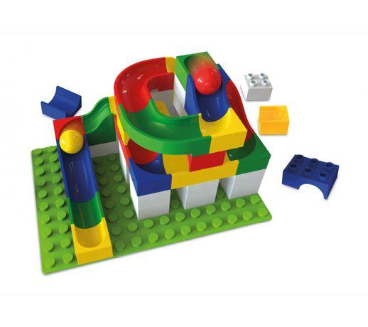 Детский динамический конструктор-лабиринт Hubelino Mini Building Box