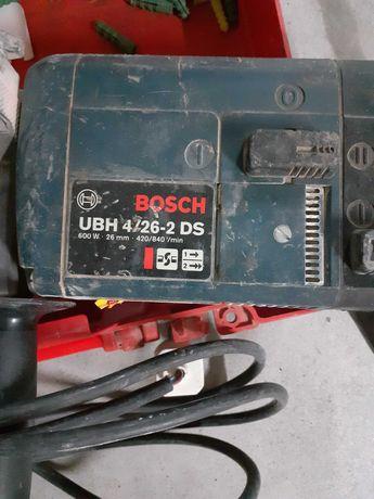 Torna Bosch com brocas  de 20, 25 e 50