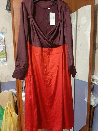 Платье женское, полностью новое