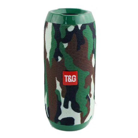 Bluetooth-колонка SPS UBL TG117, радио, camouflage