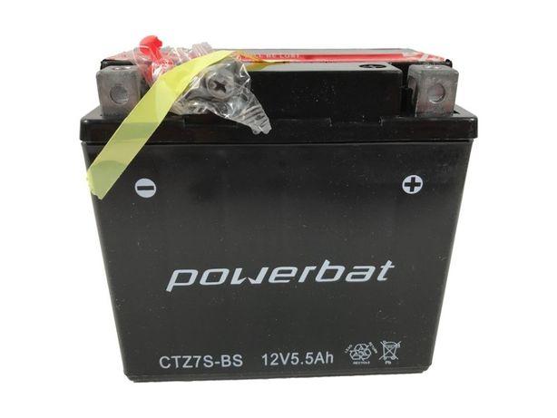 Akumulator Powerbat 6Ah CTZ7S YTZ7S ETZ7S