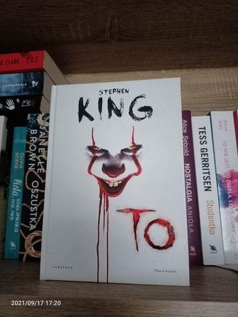 To Stephen King książka