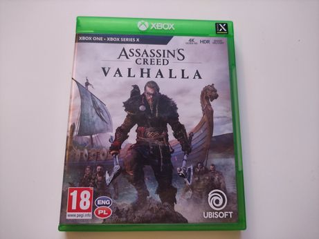 Assassin's Creed Valhalla PL - Xbox Series X, Xbox One
