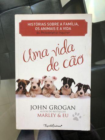 """Livro: """"Uma vida de cão"""""""