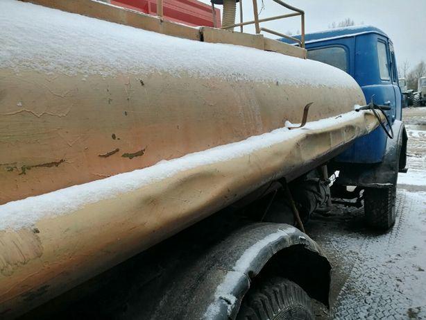 Продам МАЗ-5334 1988 г.топливозаправщик(водовоз)