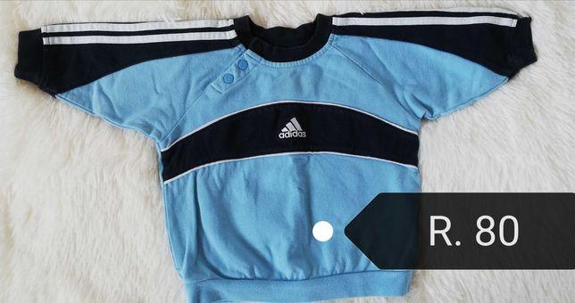 Bluza/bluzka Adidasa dla chłopca w r. 80
