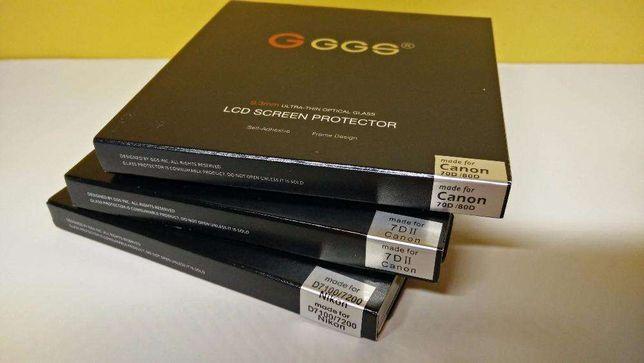 Protector LCD Canon 7D MK II 70D 80D - Nikon D7100 D7200