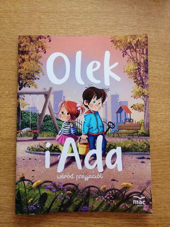 Olek i Ada podręcznik