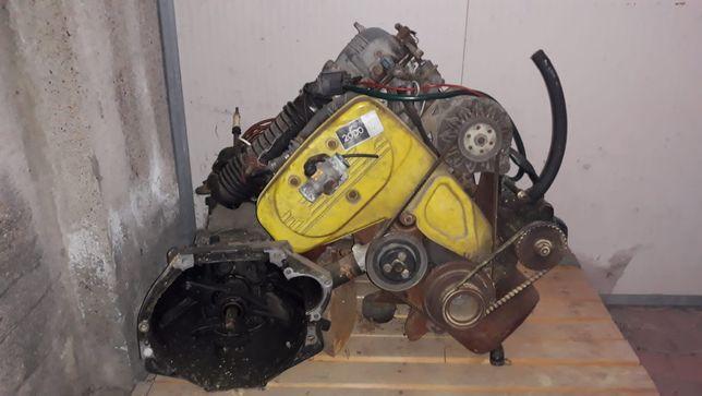 Silnik z Fiata 132 2.0 ie (wtrysk),Argenta,125p,Polonez.