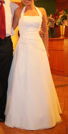 Suknia ślubna używana eqri firmy Agnes rozmiar 36-38