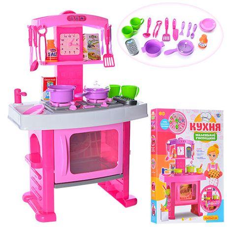 Детская кухня Limo Toy 661-51 свет звук дитяча кухня СУПЕРЦЕНА