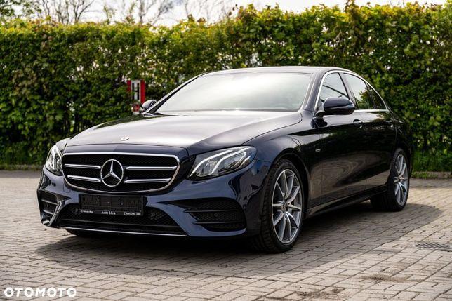 Mercedes-Benz Klasa E Mercedes E220D AMG LINE Rejestracja 2020 F VAT 23%