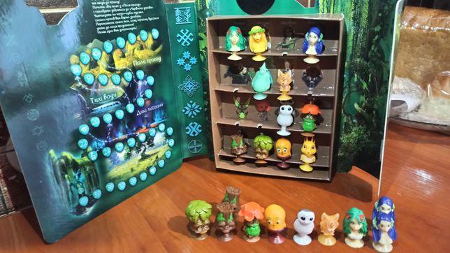 Фігурки іграшки (стікерз)