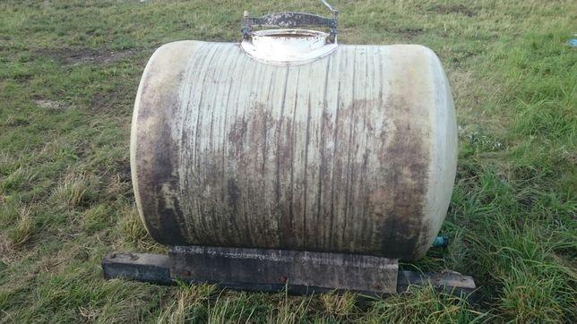 Beczka 1000l mauser mauzer zbiornik na wodę pitną deszczówka szambo