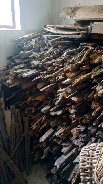 Продам дрова 1,9 складометра цена за все!