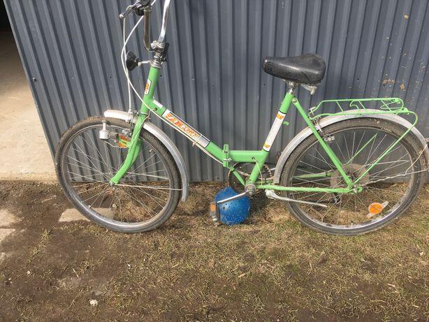 Rower składak (z przezutkami)