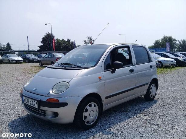 Daewoo Matiz 800cm3,Zamiana,Opłaty,Sprawny,Wwa,Komis Green Light