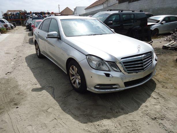 Mercedes E 220 cdi (OM651.925) de 2011 só ás peças