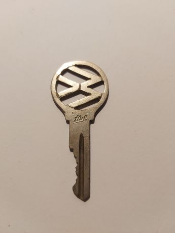 Chave antiga de Volkswagen Carocha anos 50
