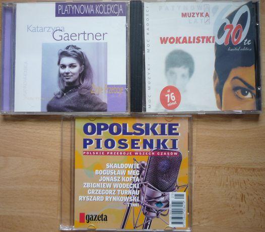 Katarzyna Gaertner – piosenki skomponowane przez ……