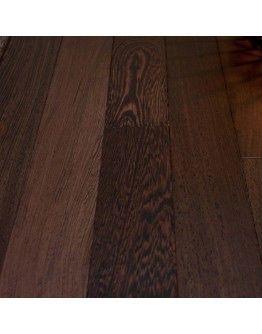 Deska podłogowa egzotyczna lita - Wenge 15x80x1000 przecena końcówki