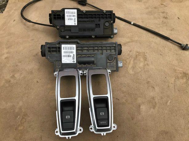 BMW X5 X6 E70 E71 F15 Блок ручника стояночного тормоза кнопка