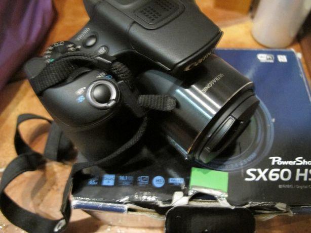 Canon SX60 HS-Wi-Fi, 65 x зум