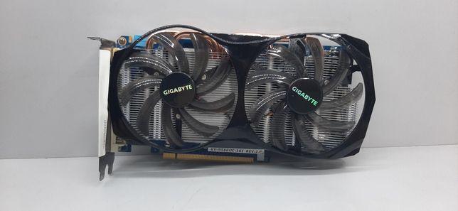 Gigabyte PCI-Ex GeForce GTX 560 1024MB GDDR5 (256bit) (830/4008
