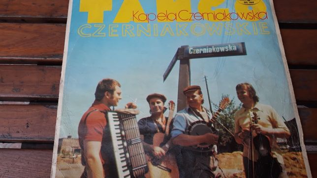"""Plyta winylowa """" Tango Czerniakowskie"""""""