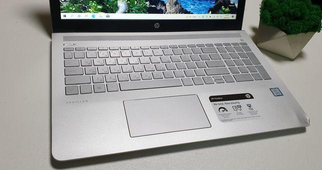 """HP PAVILION 15,6"""" HD TOUCH i5-8250U 8x3,4Ghz  12Gb DDR4 SSD 240 Gb"""