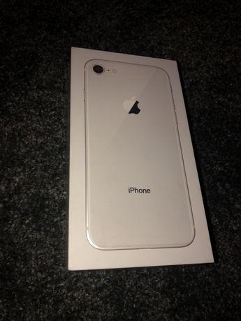 IPhone 8 64 GB srebrny JAK NOWY! iPhone xs x xr