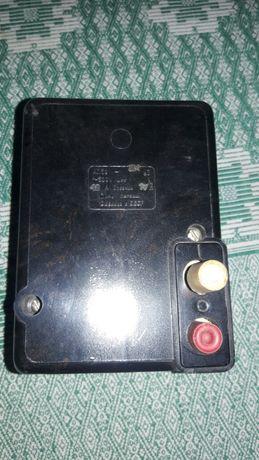 Автоматический выключатель АП 40 А.