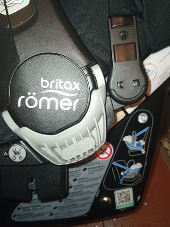 Ovo da Britax Romer + isofix