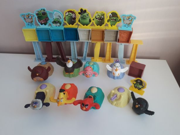 Gra Angry Bird figurki