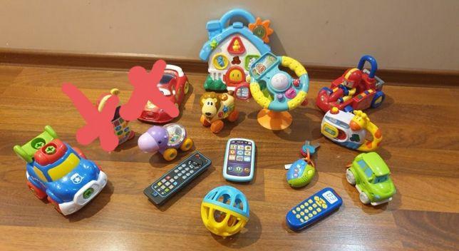 Komplet 13 zabawek dla dziecka