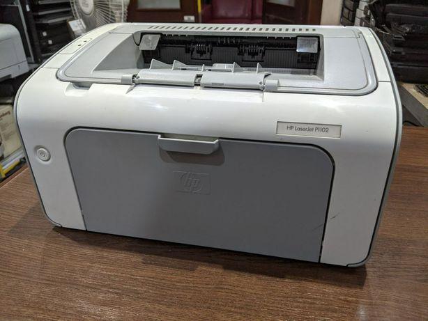 Принтер лазерный HP LaserJet P1102 , LeserJet 1020