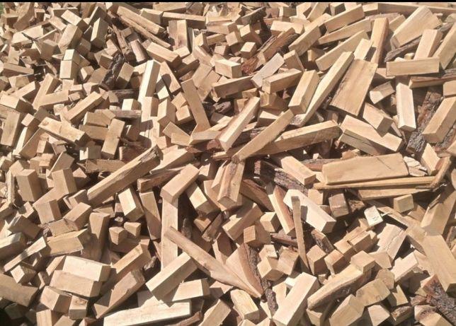 Odpady drewna dębowe i bukowe