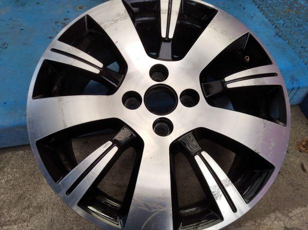 Felga aluminiowa Renault Captur Clio 4x100 et 40 6,5 x16 4030.00554r-a
