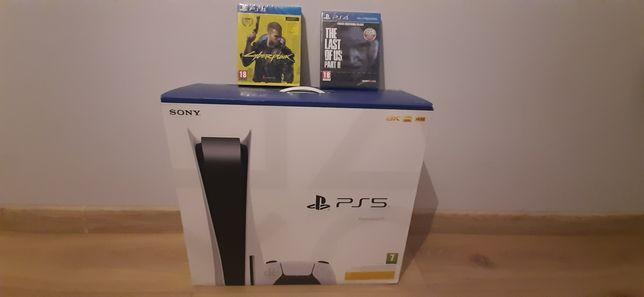 Nowa konsola PlayStation 5